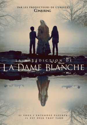 La Malédiction de la Dame Blanche - Horreur