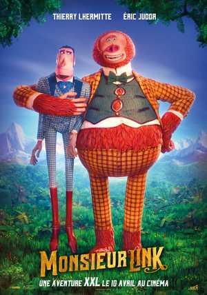 Monsieur Link - Comédie, Aventure, Animation
