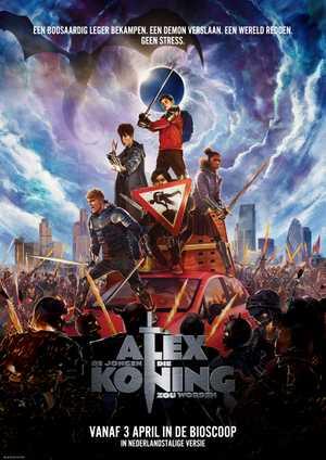 Alex Le Destin D'un Roi - Fantastique, Aventure