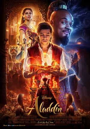 Aladdin - Famille, Fantastique, Aventure