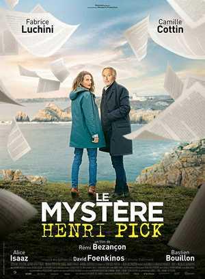 Le Mystère Henri Pick - Drame