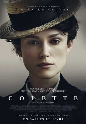 Colette - Biographie, Drame