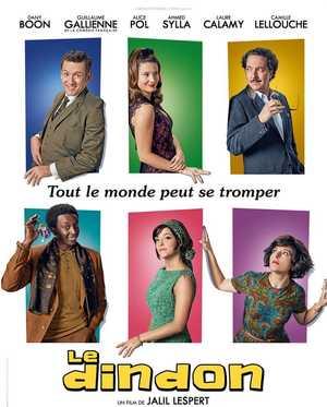 Le Dindon - Comédie