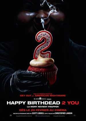 Happy Birthdead 2 You - Horreur, Thriller