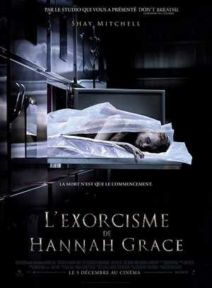 The Possession of Hannah Grace - Horreur