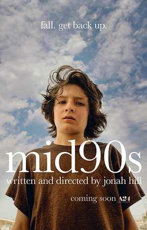 Mid90s - Comédie dramatique
