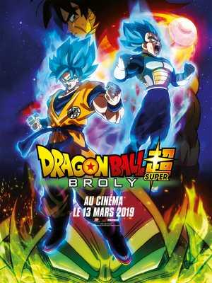Dragon Ball Super: Broly - Action, Animation