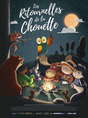 Les Ritournelles de la Chouette - Dessin Animé, Animation