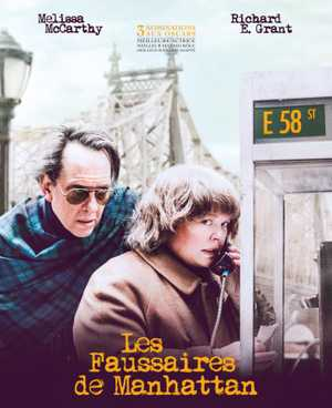 Can You Ever Forgive me? - Biographie, Comédie