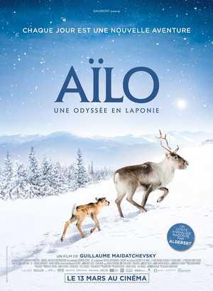 Aïlo: Une odyssée en Laponie - Famille, Aventure