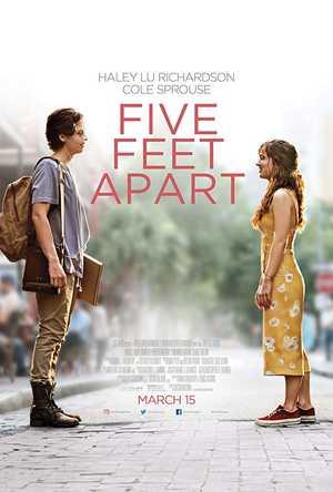 Five Feet Apart - Drame, Romance