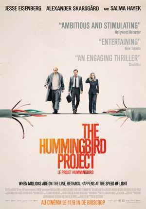 The Hummingbird Project - Thriller