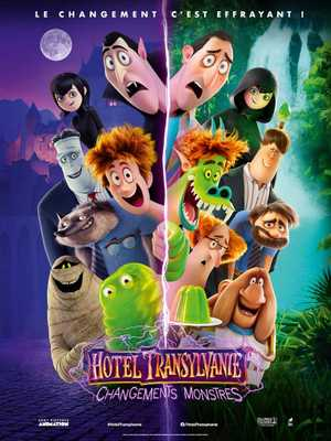 Hotel Transylvanie 4 : Changements Monstres - Comédie, Aventure, Animation