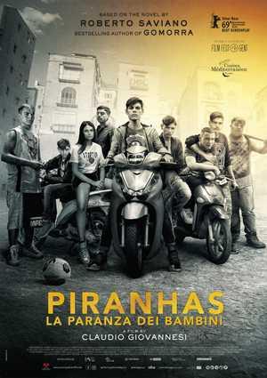 Piranhas (La Paranza dei Bambini) - Policier