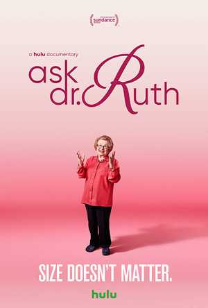 Ask Dr. Ruth - Documentaire