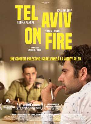 Tel Aviv on Fire - Drame, Comédie, Romance
