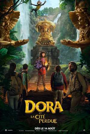 Dora et la Cité Perdue - Famille, Aventure
