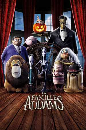 La Famille Addams - Famille, Animation