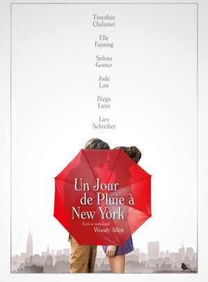 A Rainy Day in New York - Comédie romantique