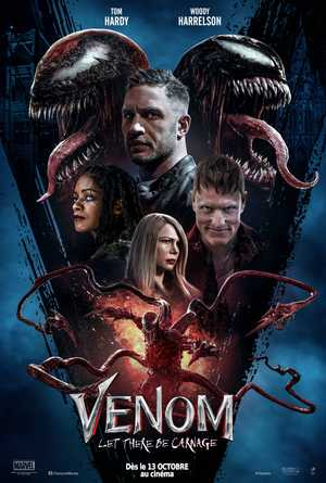 Venom: Let There Be Carnage - Action, Science-Fiction, Aventure