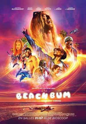 The Beach Bum - Comédie