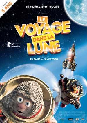 Le Voyage dans la Lune - Animation
