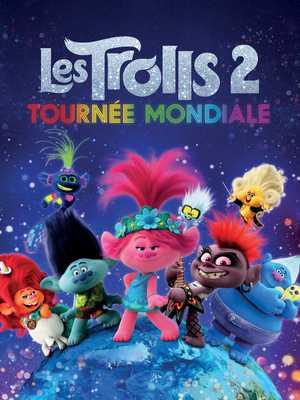 Les Trolls 2 : Tournée Mondiale - Aventure, Animation