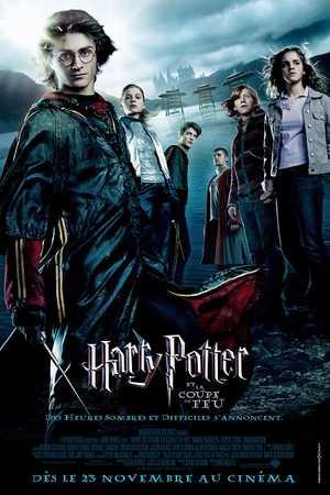 Harry Potter et la coupe de feu - Famille, Aventure, Fantastique