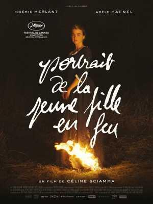 Portrait de la Jeune Fille en Feu - Drame, Film historique, Romance