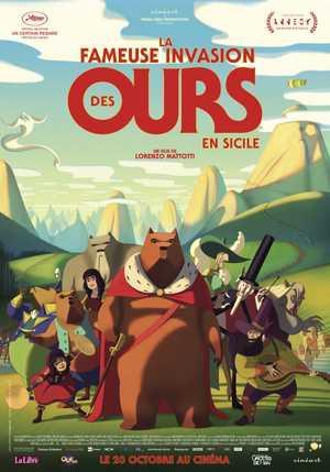 La Fameuse Invasion des Ours en Sicile - Animation