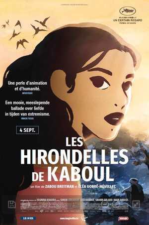 Les Hirondelles de Kaboul - Animation