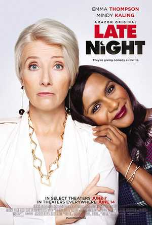 Late Night - Comédie