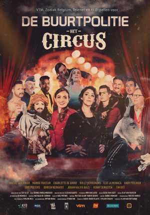 De Buurtpolitie : Het Circus - Famille, Action