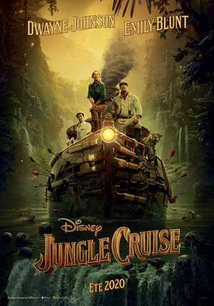 Jungle Cruise - Aventure, Famille