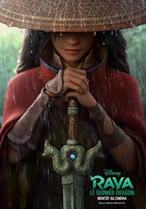 Raya and the Last Dragon - Comédie, Aventure, Animation