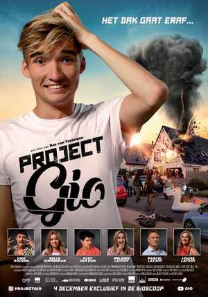 Project Gio - Comédie
