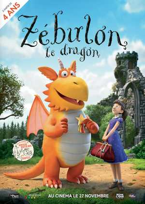 Zebulon le Dragon - Animation