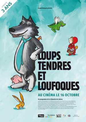 Loups tendres et loufoques - Animation