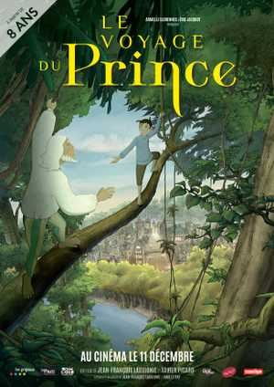 Le Voyage du Prince - Animation