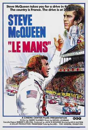 Le Mans - Action, Drame, Aventure