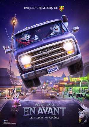 En Avant - Animation