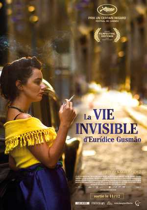 The Invisible Life of Euridice Gusmao - Drame