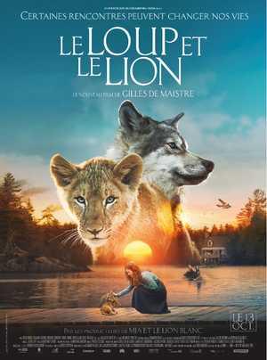 Le Loup et le Lion - Aventure, Famille