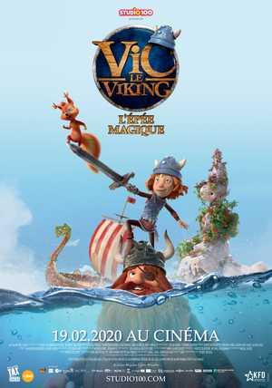 Vic le Vicking et l'Epée Magique - Famille, Animation