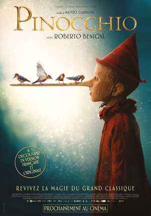 Pinocchio - Fantastique