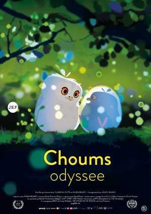 L'Odyssée de Choum - Animation