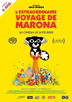 L'extraordinaire voyage de Marona - Animation