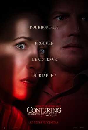 The Conjuring 3 : Sous l'Emprise du Diable - Horreur