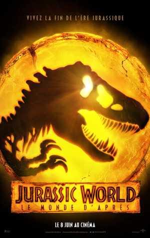 Jurassic World: Le Monde d'Après - Action, Aventure