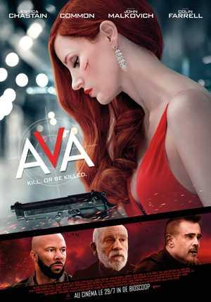 Ava - Action, Policier, Drame